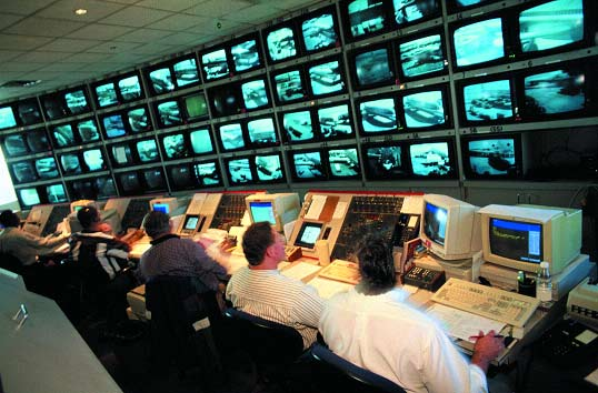 Persona  Command Room